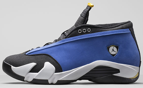 "air-jordan-14-low-laney-2015-retro-release-date Air Jordan 14 Low Retro ""Laney"" (Photos & Release Info)"