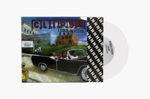 "Clipse Release Limited Edition ""Lord Willin'"" Album On White Vinyl!"