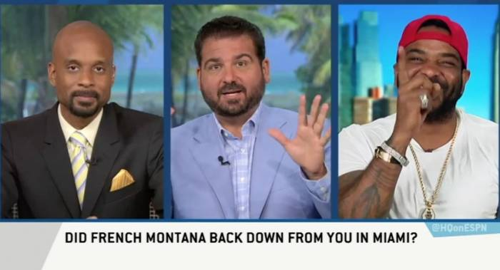 espn-highly-questionable-ask-jim-jones-about-his-confrontation-with-french-montana-more-video-HHS1987-2015 ESPN's Highly Questionable Ask Jim Jones About His Confrontation With French Montana & More (Video)