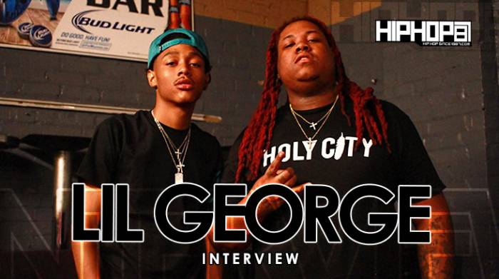 "george Lil George Talks His Single ""Sauce"", BMB Records, Detroit & More With HHS1987 (Video)"
