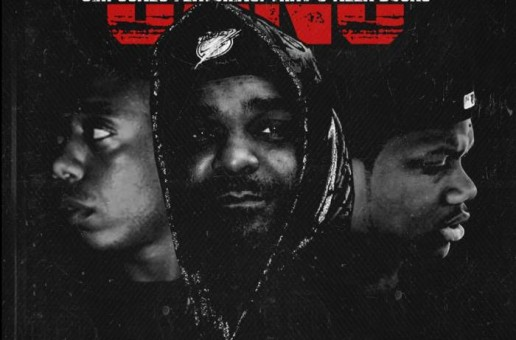 Jim Jones – Gang Ft. Trav & Neek Bucks (Prod. By DJ Mustard)