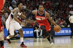 John Wall & The Wizards Take Game 1 Against Atlanta (104-98) (Video)