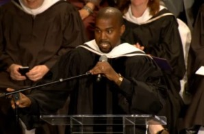 Kanye West Receives Honarary Doctorate From School of the Art Institute of Chicago