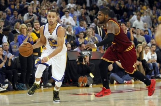 Chef Curry vs Uncle Drew: Who's Got The Best Handle? (Video)