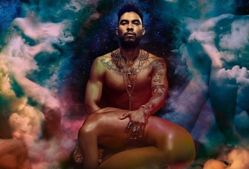 "Miguel Reveals ""WILDHEART"" Album Artwork!"