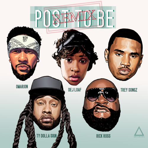 omarion-post-to-be-ft-dej-loaf-trey-songz-ty-dolla-ign-rick-ross-HHS1987-2015 Omarion - Post To Be Ft. Dej Loaf, Trey Songz, Ty Dolla $ign & Rick Ross
