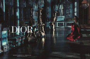 Rihanna Stars In Dior's 'Secret Garden' Campaign (Photos)