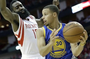 Ball Night: Golden State & Houston Kickoff The 2015 NBA Western Conference Finals At 9PM On ESPN
