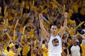 Chef Curry With The Shot: Stephen Curry Officially Named The 2014-15 NBA MVP (Video)