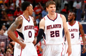 The Atlanta Hawks Even Up Their Series With The Washington Wizards (1-1) (Video)