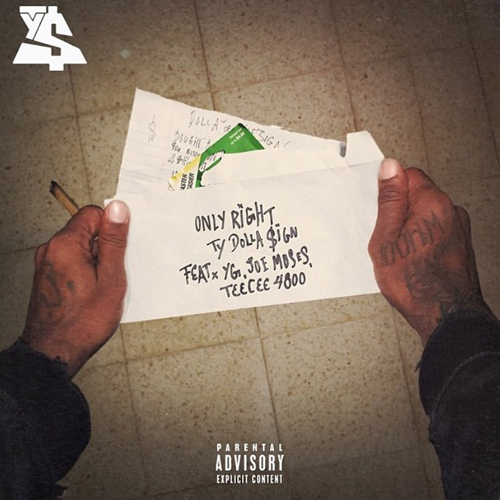 "ty-dolla-sign-only-right Ty Dolla $ign To Debut New Song ""Only Right,"" This Week!"
