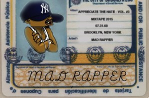 Mad Rapper – Brooklyn Zoo (Freestyle)