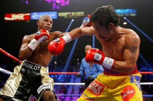 And Still The Undefeated Champ: Floyd Mayweather Defeats Manny Pacquiao By Unanimous Decision