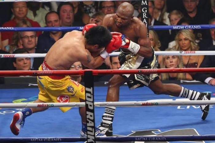 unnamed-4 And Still The Undefeated Champ: Floyd Mayweather Defeats Manny Pacquiao By Unanimous Decision