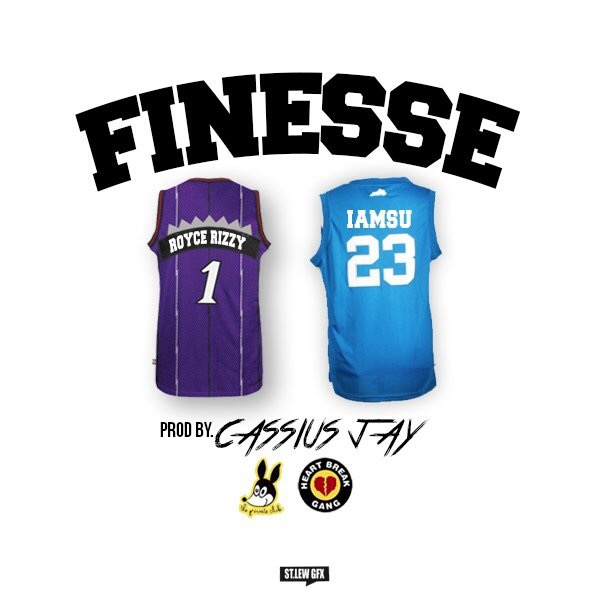 unnamed-48 Royce Rizzy x Iamsu! - Finesse (Prod. by Cassius Jay)