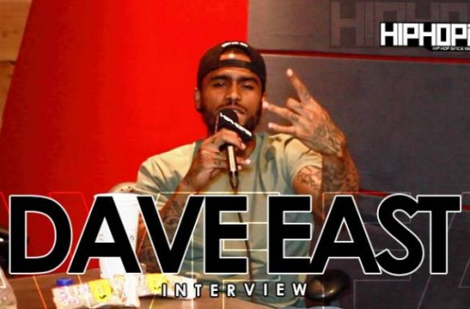 Dave East Talks His Upcoming Project 'Hate Me Now', Getting Beats From Kevin Durant, Advice From Nas & More With HHS1987 (Video)