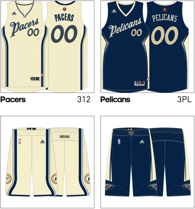 xmas7-1 2015 NBA Christmas Jerseys Have Hit The Net (Photos)