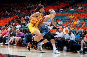 Chicago Sky Star Elena Delle Donne Drops 40 Points Against The Tulsa Shock; Shock Defeated The Sky (101-93)