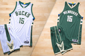 Change Gon Come: The Milwaukee Bucks Reveal Their New Uniforms (Photos)