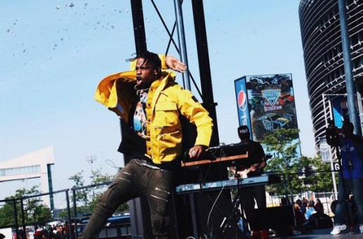 Travis Scott – Hot 97 Summer Jam Performance (Video)