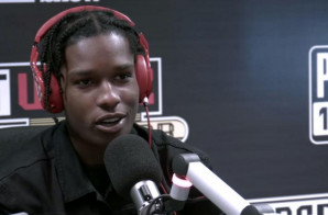 ASAP Rocky Talks 'Dope' Film, his new album, gives a freestyle, and more w/ Power 106 LA (Video)