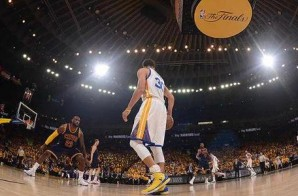 NBA MVP Stephen Curry Leads The Golden State Warriors To a Game 1 Finals Victory (Video)