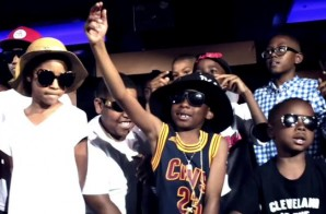 Ray Jr – Same Crew (Remix) Ft. DeJ Loaf, Young Dolph, Machine Gun Kelly, Troy Ave (Video)