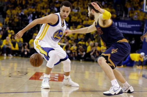 Della Who?: Steph Curry Drops 37 In Game 5; Warriors Lead The Series (3-2) (Video)