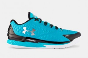 "Under Armour Curry One ""Panthers"" (Photos & Release Information)"