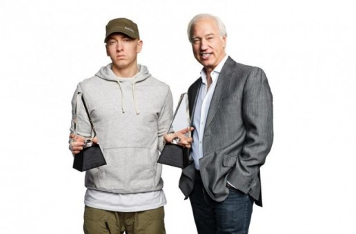 Eminem Receives RIAA Diamond Awards!
