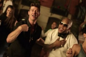 Flo Rida – I Don't Like It, I Love It Ft. Robin Thicke & Verdine White (Video)