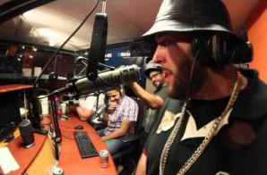Nems – Showoff Radio Freestyle (Video)