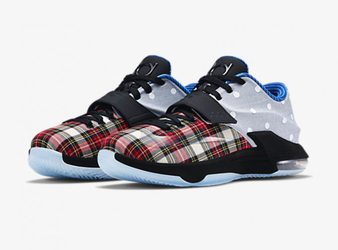 "Nike-KD-7-EXT-4-681x503-1 Nike KD 7 EXT ""Plaid Polka Dots"" (Photos & Release Info)"