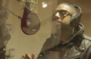 "Ryan Leslie's ""Milli'ns"" In Sudio Recording Process (Video)"