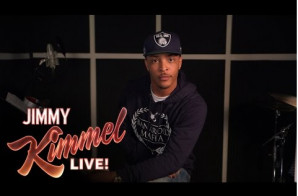 T.I. Believes NBA Players Should Stop Rapping (Video)