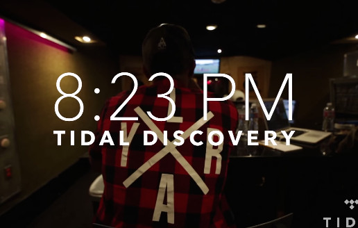 Tidal Discovers Bizzy Crook (Video)