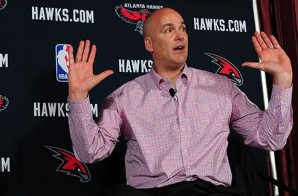 Danny Ferry Steps Down As The Atlanta Hawks General Manger