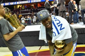 Getting Iggy Wit It: Andre Iguodala Named The 2015 Finals MVP (Video)