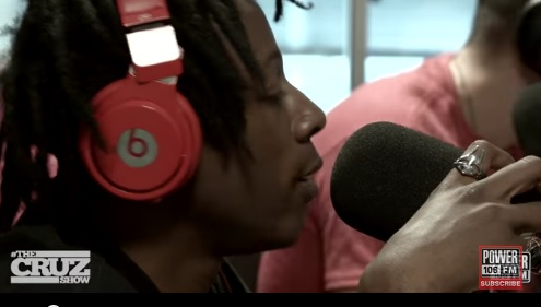 Joey Bada$$ Pays Tribute To Tupac With A Freestyle