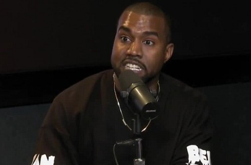 Kanye West Addresses Allegedly Kicking Kids Out Of Chuck-E Cheese & Sex Of His New Child With Hot 97! (Audio)