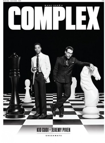 kid-cudi-jeremy-complex-369x500 KiD CuDi & Jeremy Piven Cover The June/July Issue of Complex