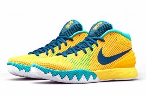 "Nike Kyrie 1 ""Letterman"" (Photos & Release Information)"