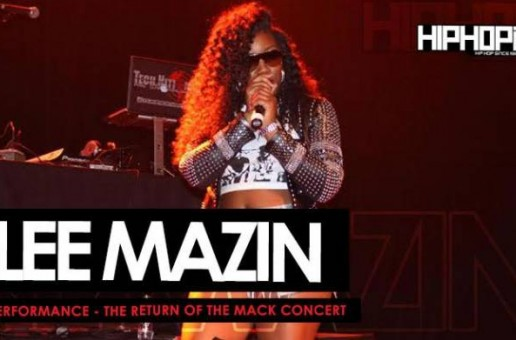 Lee Mazin Performs Live at The Return of the Mack Concert (6/6/15) (Video)