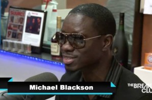 Michael Blackson Talks His Social Media Beef with ATown, Welven Da Great & More On The Breakfast Club (Video)