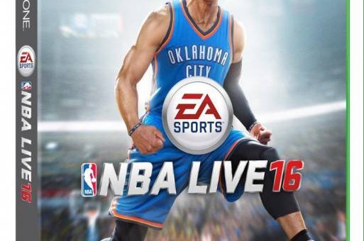 """NBA Live 16"" Official Cover Revealed!"