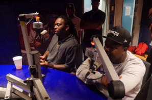 Richie Wess & Yung Dred Appear On The Bootleg Kev Show (Video)