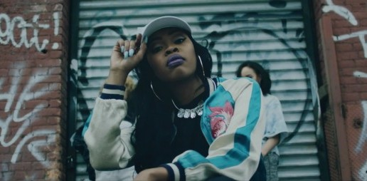 Tazer Feat. Tink – Wet Dollars (Video)