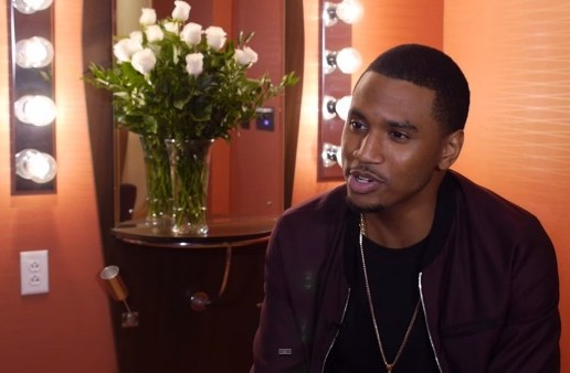 Trey Songz Invites Forbes Magazine Backstage! (Video)