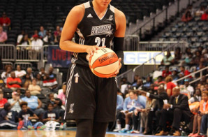 San Antonio Stars Guard Kayla McBride Drops 29 Points Against The Dream