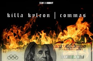 Killa Kyleon – Commas (Freestyle)